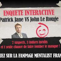 Mentalist saison 6 : TF1 lance une chasse interactive pour traquer John le Rouge