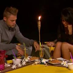 Stan et Céline (L'île des vérités 4) mangent... de la pâtée pour chats