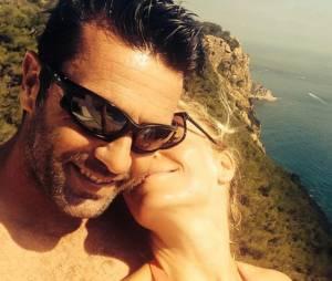 Sandrine Corman : mariage avec Michel le 12 septembre 2014