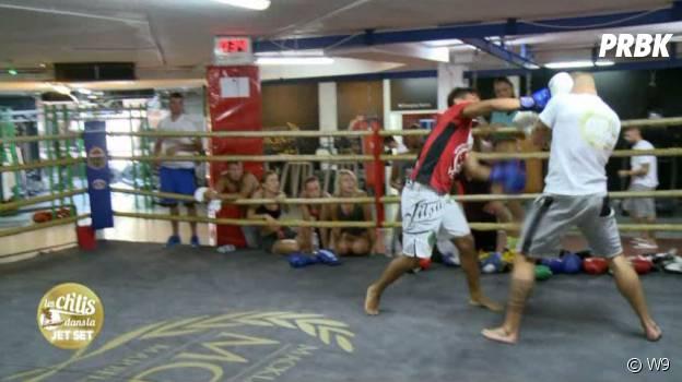 Les Ch'tis dans la Jet Set : Jordan VS Bilal, le combat de boxe