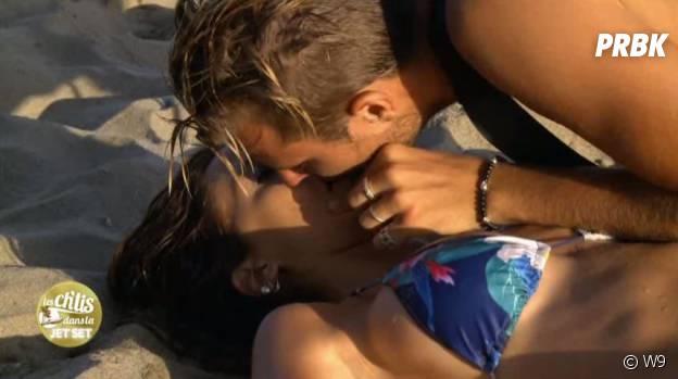 Les Ch'tis dans la Jet Set : Vincent embrasse Vanessa