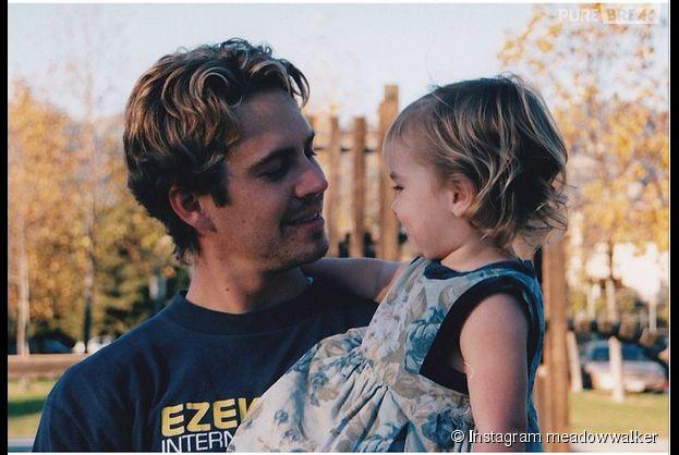 Paul Walker : sa fille Meadow lui rend hommage sur Instagram