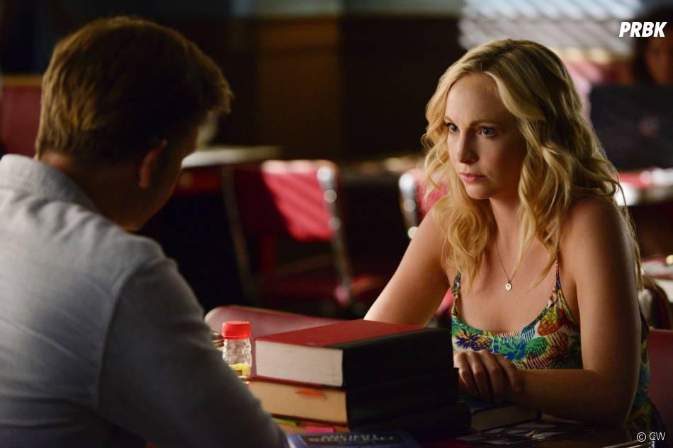 Vampire Diaries saison 6, épisode 1 : Candice Accola sur une photo