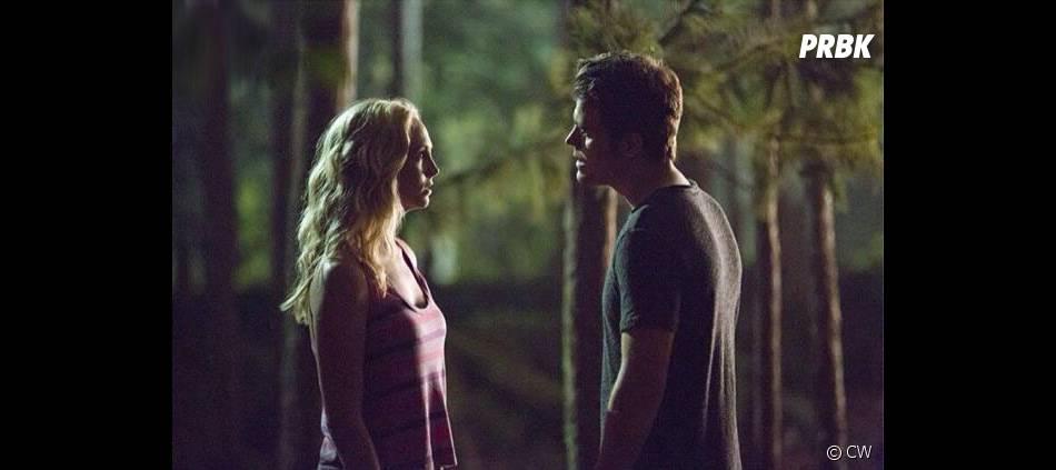 Vampire Diaries saison 6, épisode 1 : Paul Wesley et Candice Accola