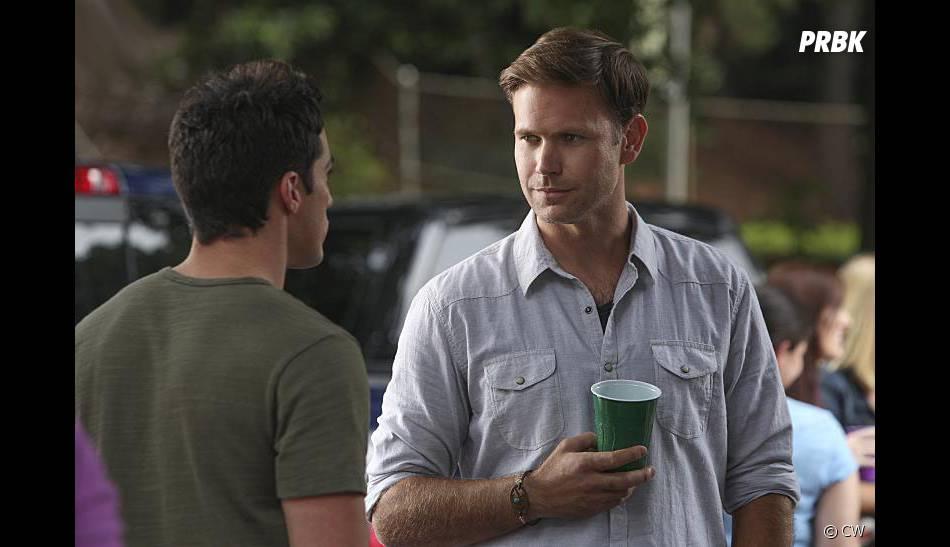 Vampire Diaries saison 6, épisode 1 : Matt Davis sur une photo
