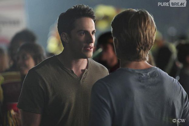 Vampire Diaries saison 6, épisode 1 : Tyler remonté sur une photo