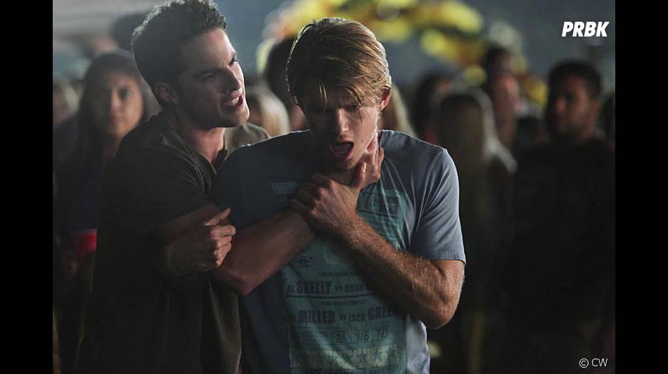 Vampire Diaries saison 6, épisode 1 : Tyler face à Luke sur une photo