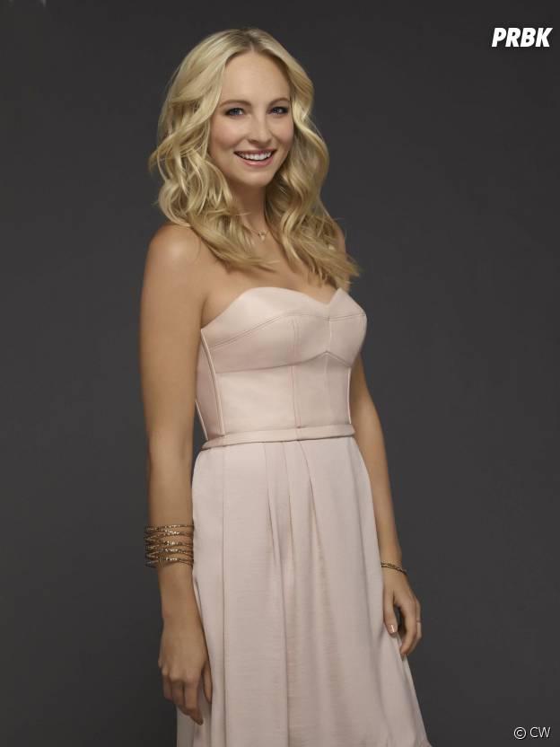 Vampire Diaries saison 6 : Candice Accola sur une photo promo