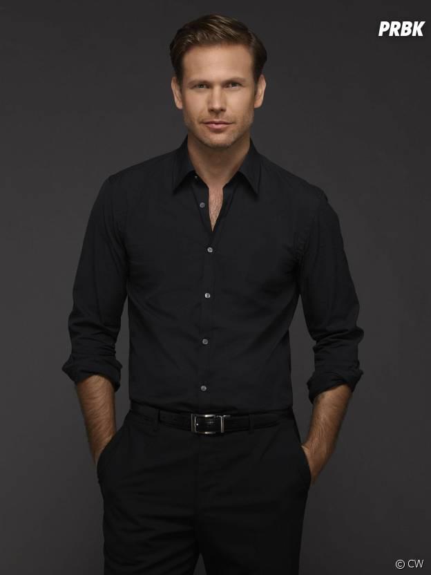 Vampire Diaries saison 6 : Matt Davis sur une photo promo