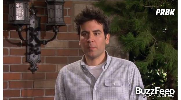 How I Met Your Mother : Ted dans une scène coupée de la saison 9