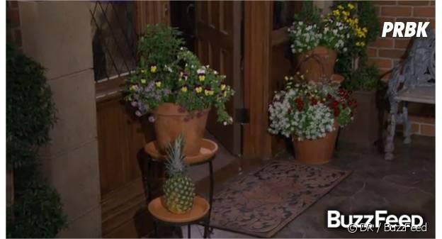 How I Met Your Mother : l'ananas dans une scène coupée de la saison 9
