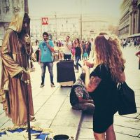 Emilie Nef Naf : bronzette, balade avec Maëlla... sa belle vie en Italie