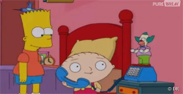 Les Simpson : une blague sur le viol fait polémique avant le crossover avec les Griffin