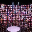 Rising Star : le mur pour l'avant première de l'émission, le 15 septembre 2014