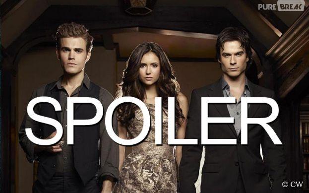 Vampire Diaries saison 6 : la fin du couple Stelena ?