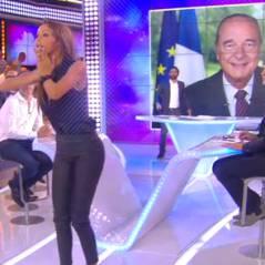 """Nabilla Benattia : """"cher Président, désolée pour votre meuf mais je vous kiffe"""""""