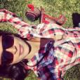 Leila Ben Khalifa : selfie au soleil et direction l'Italie avec Aymeric