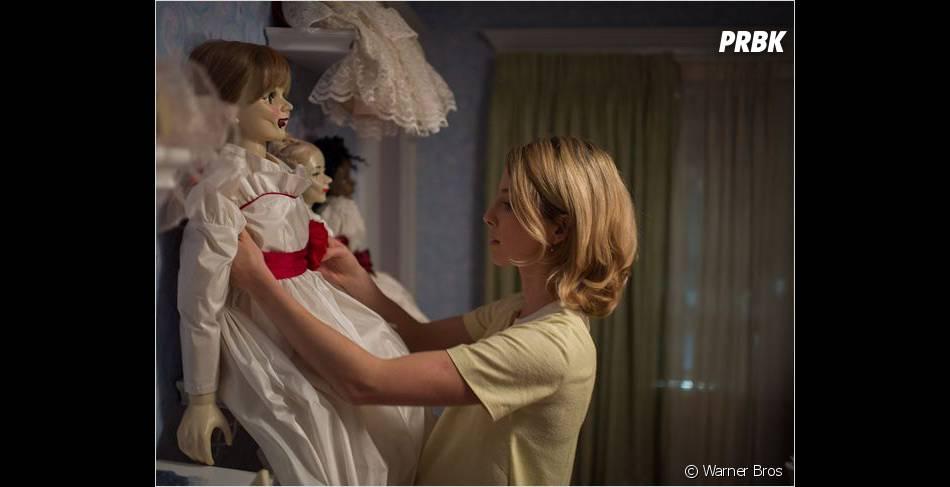 Annabelle : Annabelle Wallis impressionnante