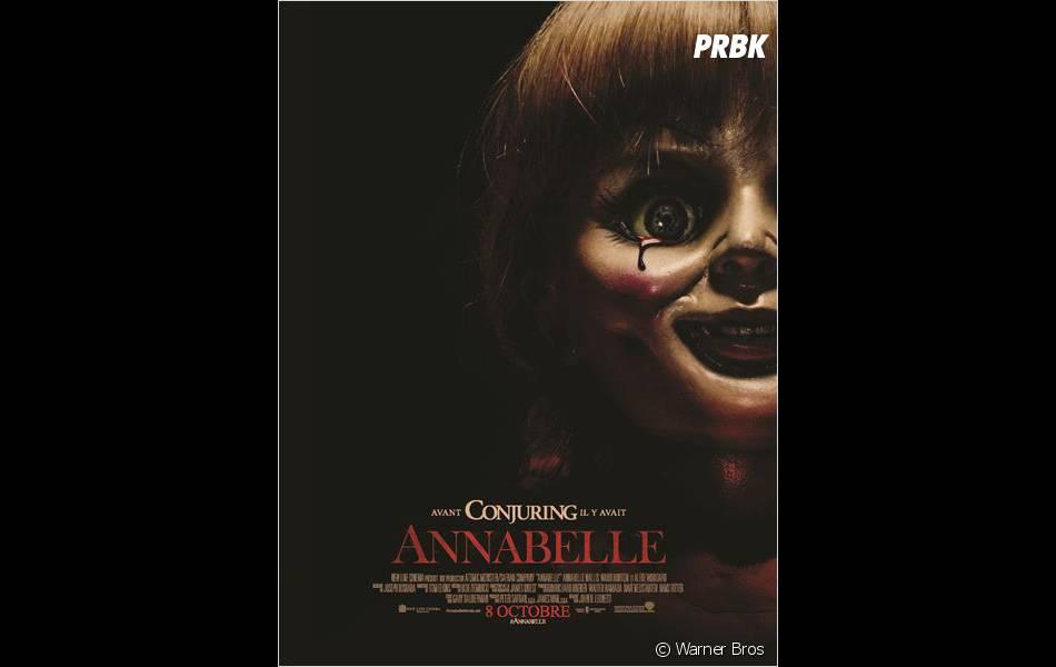 Annabelle encore pire que Chucky