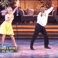 """La """"danse de Carlton"""" fait son grand retour pour Danse avec les Stars"""