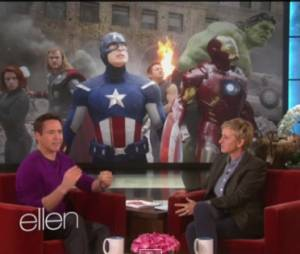 Robert Downey Jr parle d'Iron Man 4