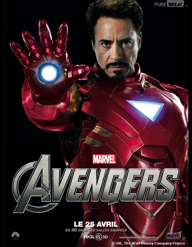 Robert Downey Jr confirme puis dément Iron Man 4