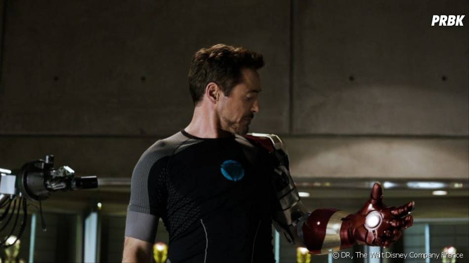 Robert Downey Jr n'a pas signé pour Iron Man 4
