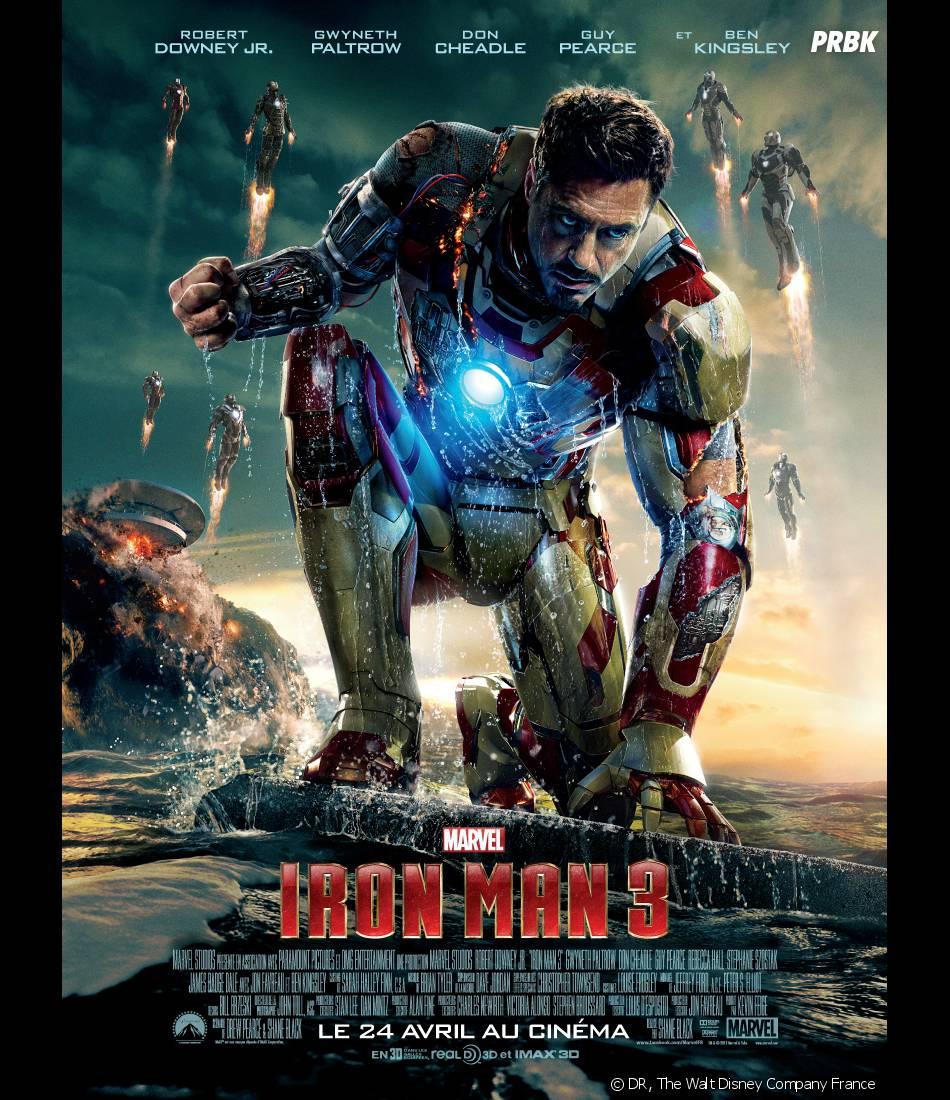 Robert Downey Jr pas sûr de l'avenir d'Iron Man 4