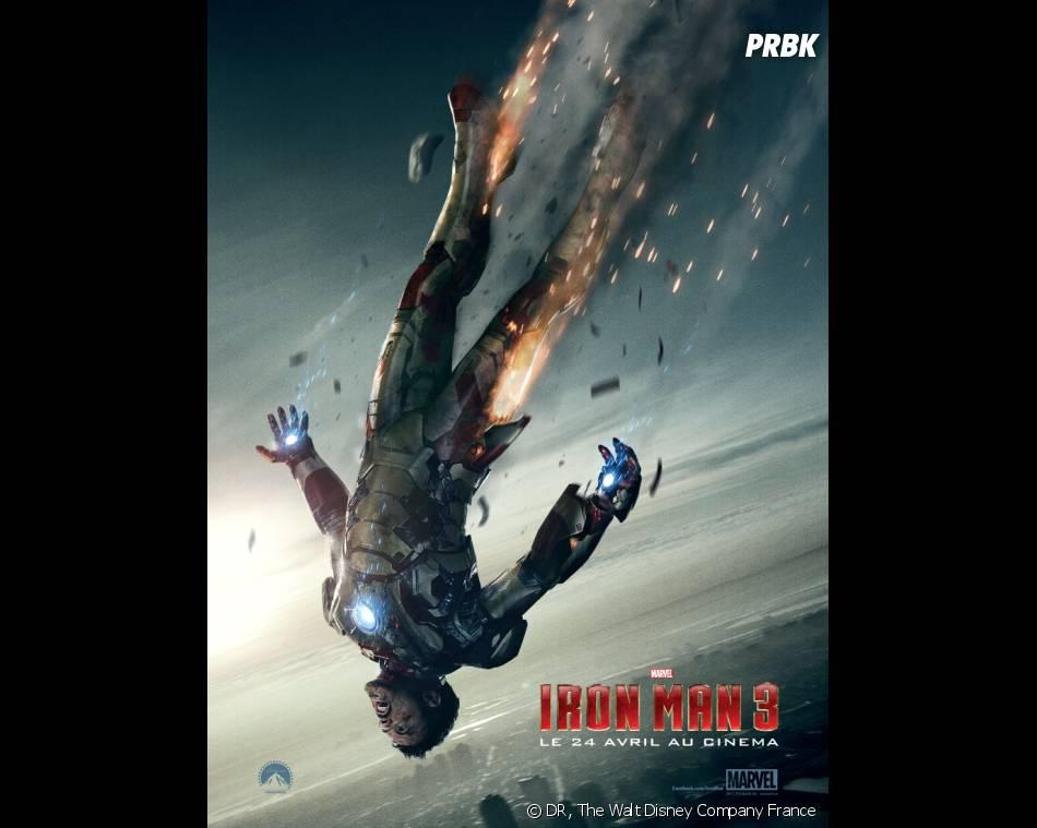 Robert Downey Jr prêt à enfiler de nouveau le costume de super-héros pour Agents of SHIELD