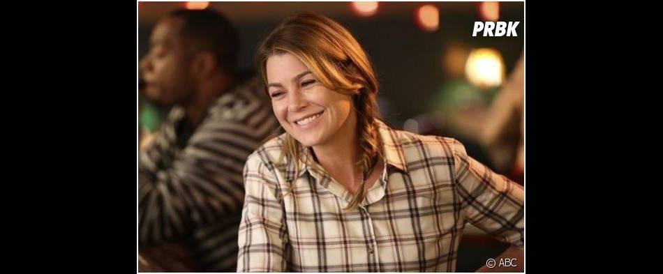 Grey's Anatomy saison 11 : Meredith tout sourire dans l'épisode 5