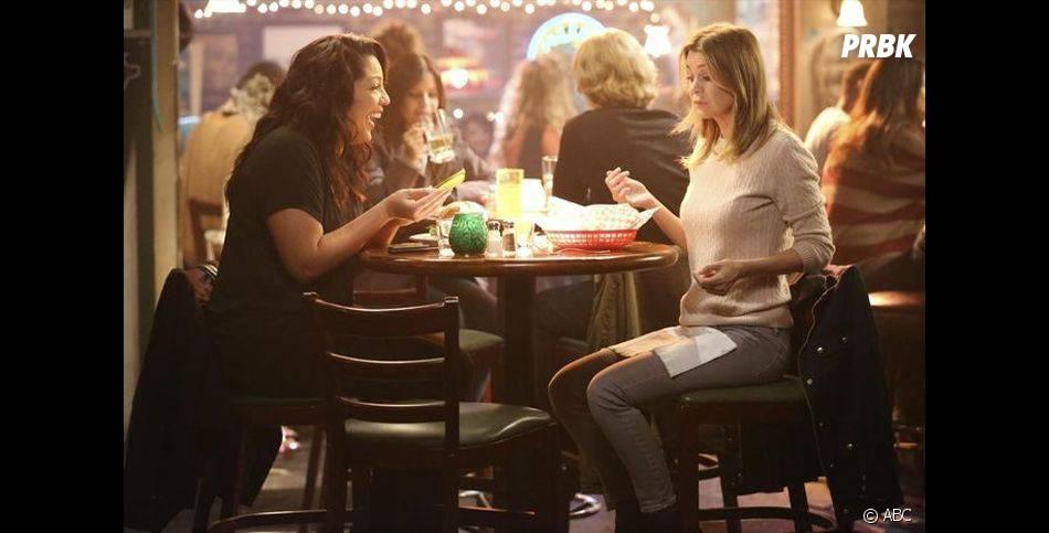 Grey's Anatomy saison 11, épisode 5 : Callie et Meredith complices