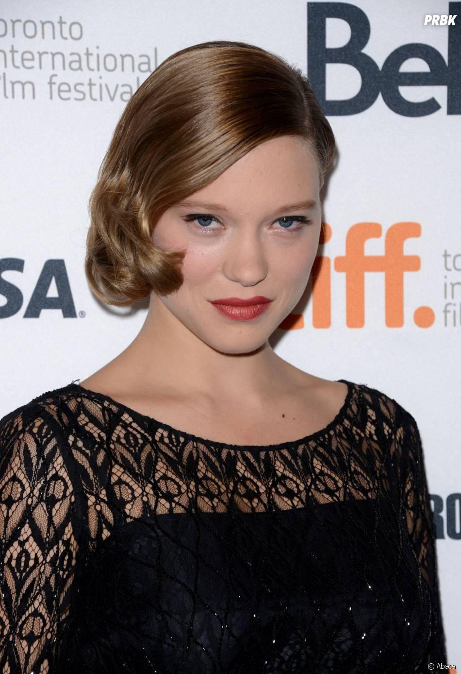 Léa Seydoux bientôt face à James Bond
