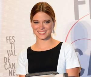 Léa Seydoux sacrée au festival de Cannes 2013