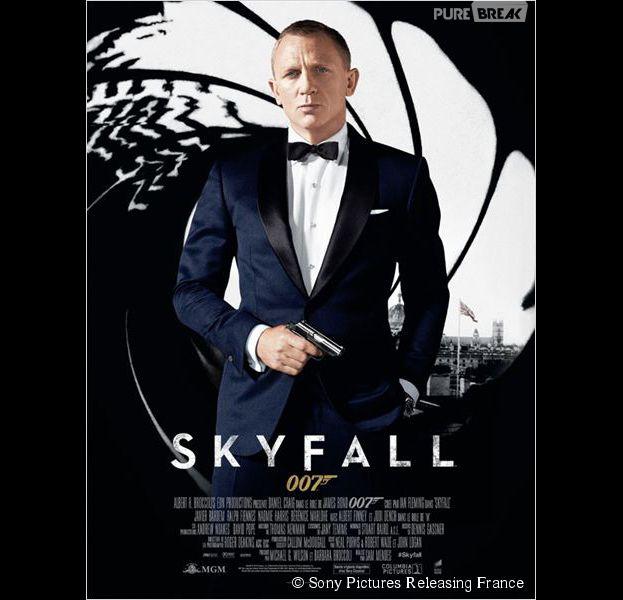 James Bond : Daniel Craig face à une Française dans la suite de Skyfall