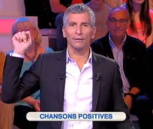 Nagui s'est attiré les foudres des gamers en critiquant les jeux vidéo sur France Inter, le 9 octobre 2014