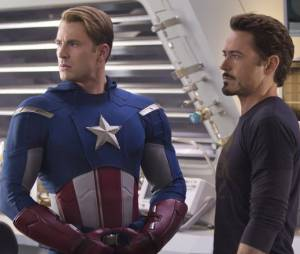 Captain America vs Iron Man ? Robert Downey Jr en approche