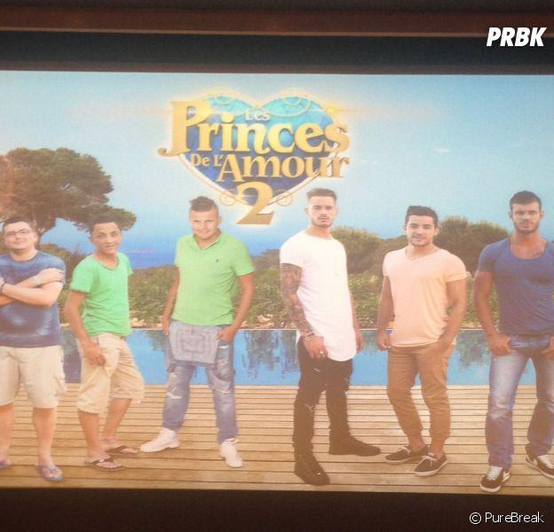 Les Princes de l'amour 2 bientôt sur W9