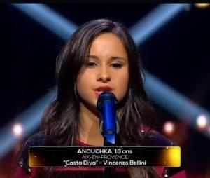 Rising Star : Anouchka chanteuse lyrique impressionante
