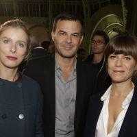 Cartman en couple, Karine Le Marchand... : soirée people pour la FIAC 2014