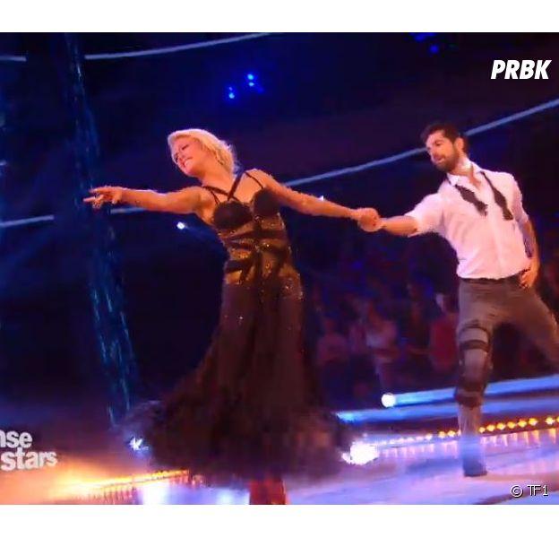 Danse avec les stars 5 : Blessé, Miguel Angel Munoz a surpris le jury lors du prime 4