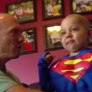Atteint d'une leucémie, un enfant devient la star de sa ville durant une semaine