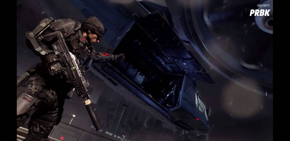Call of Duty Advanced Warfare : sortie prévue le 4 novembre 2014