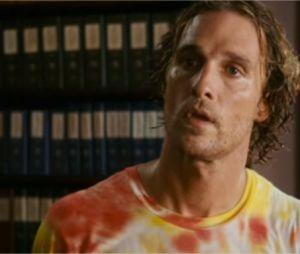 Matthew McConaughey dans L'amour de l'or