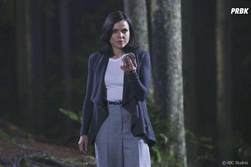 Once Upon a Time saison 4 : Regina sur une photo
