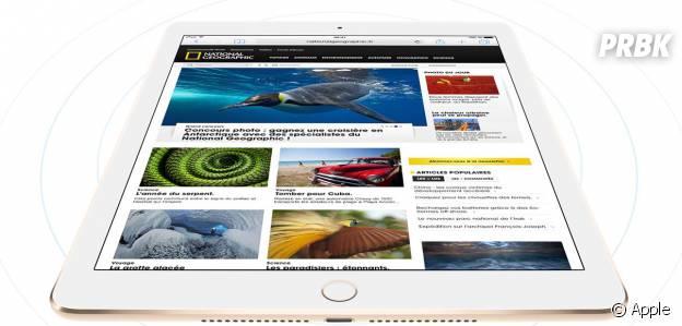 iPad Air 2 : le Touch ID fait son apparition