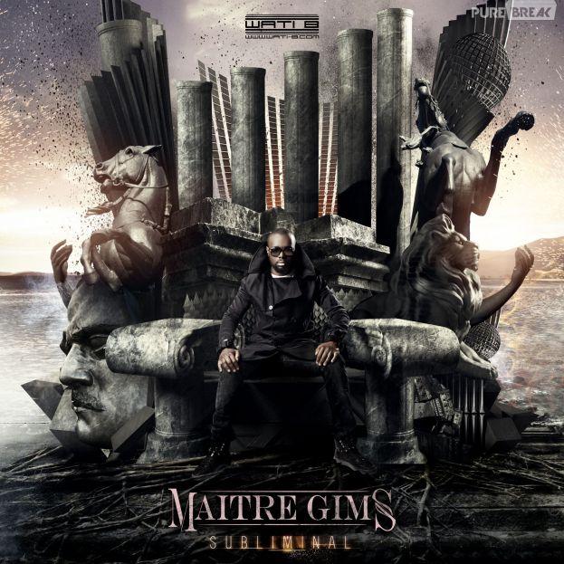 """Maitre Gims : son album """"Subliminal"""" dépasse le million de ventes"""