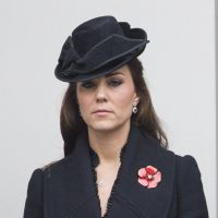 Kate Middleton enceinte : début de baby bump et regard sombre