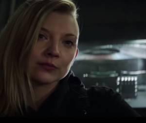 Natalie Dormer et Jennifer Lawrence dans un extrait d'Hunger Games 3