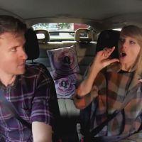 Taylor Swift : son playback délirant et spontané sur 'Blank Space'