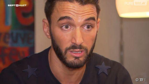 Thomas Vergara : il s'exprime pour la première fois sur l'affaire Nabilla dans Sept à Huit, le 16 novembre 2014 sur TF1